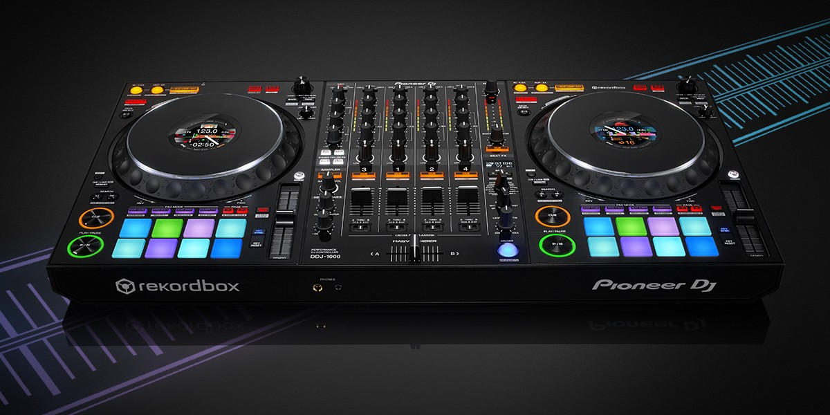 Pioneer DDJ-1000 Controller Packages - 2 Year 0% Interest Free Finance